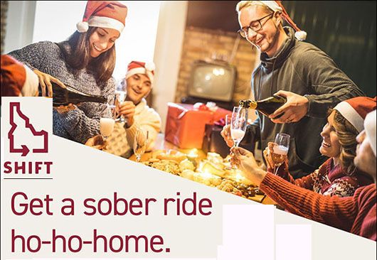 Be Here Tomorrow: Holiday Impaired Driving campaign kicks off statewide