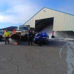 Winter Safety Media Event