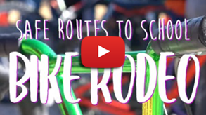 Safe Routes to School: Bike Rodeo Video
