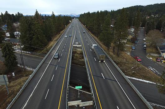 Bridge replacements to close lanes on I-90 starting next week