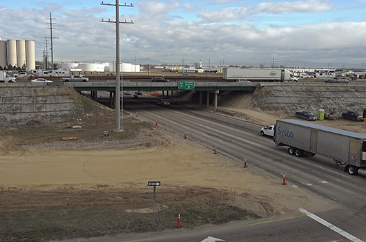 Overnight eastbound I-84 closure scheduled March 6 at Northside Boulevard (Exit 35)