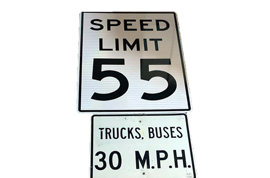 Temporary speed limit reductions begin Monday in East Idaho on several local highways to preserve roads, vehicles