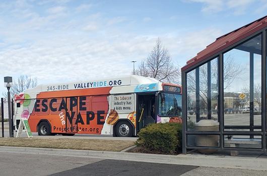 Valley Ride Bus