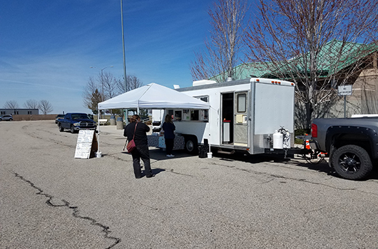 Food truck services to be discontinued at Idaho rest areas