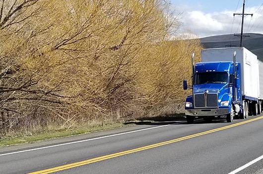US-95 repaving through Lapwai and Culdesac begins Thursday, April 23