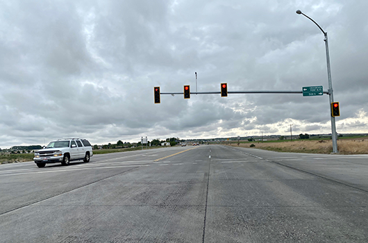 US-93 & 500 S in Jerome County