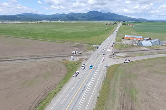 Expansion of Idaho Highway 41 now underway between Post Falls and Rathdrum