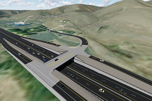 Nez Perce Tribe awarded $19.1 million BUILD grant to support construction of Aht'Wy interchange