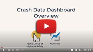 Crash Report Data Educational video