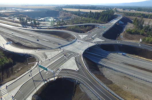 New interchange at US-95 and Idaho Highway 53 now open