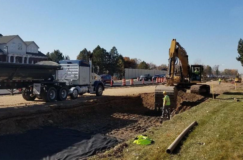 Four lanes of Chinden Boulevard, from Locust Grove to Eagle Road, will open by Friday