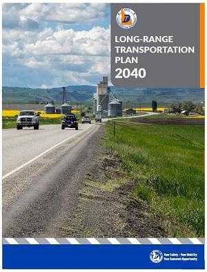2040 Long-Range Transportation Plan cover