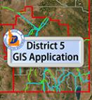 District 5 GIS Application