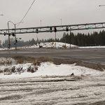 Photo of the signal at US-95 and Garwood Road
