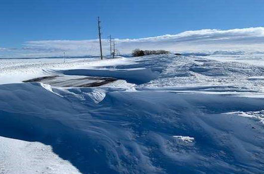 TRAFFIC ALERT: Winter weather conditions in East Idaho closes numerous roadways temporarily