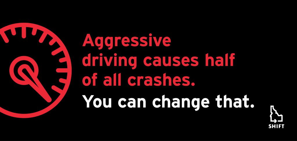 ITD and law enforcement agencies partner to prevent aggressive driving