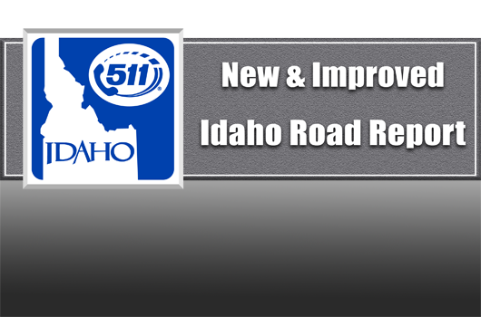 Check out the new Idaho 511