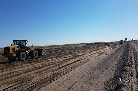 Lanes to be reduced on westbound Interstate 84 starting Wednesday for Port of Entry project east of Declo
