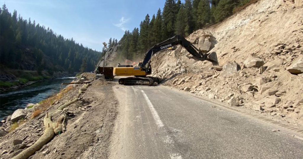 ID-55 Construction Transitions to Summer Schedule in Coming Weeks