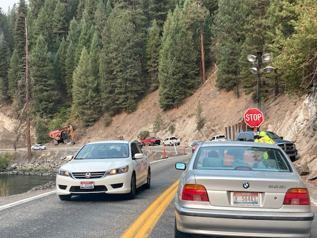 Travel advisory: Motorists should plan for multiple construction projects on U.S. 95 and ID-55 between the Treasure Valley and West Central Mountains destinations