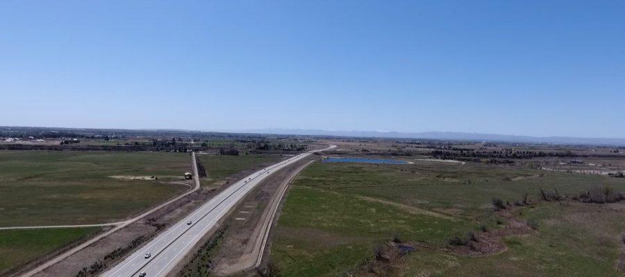 Idaho Highway 16 in the Treasure Valley