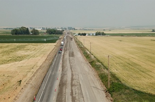 Construction projects underway in Bonneville, Madison and Fremont counties